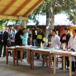 """BZHR organizoi  PANAIRIN """"Per promovimin e produkteve te qumeshtit"""" ne Valbone, Tropoje"""